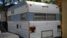 Vintage Travel Trailer Restoration Project Oinkety
