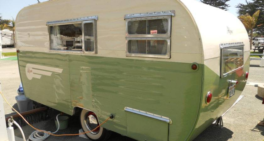 Vintage Travel Trailers Rvs Pinterest