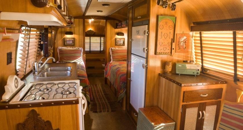 Vintage Vacations Trailer Restoration Home