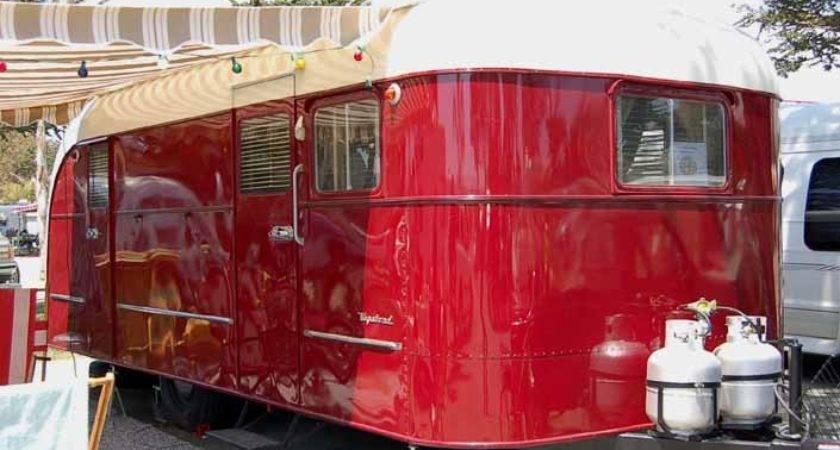 Vintage Vagabond Trailers Oldtrailer