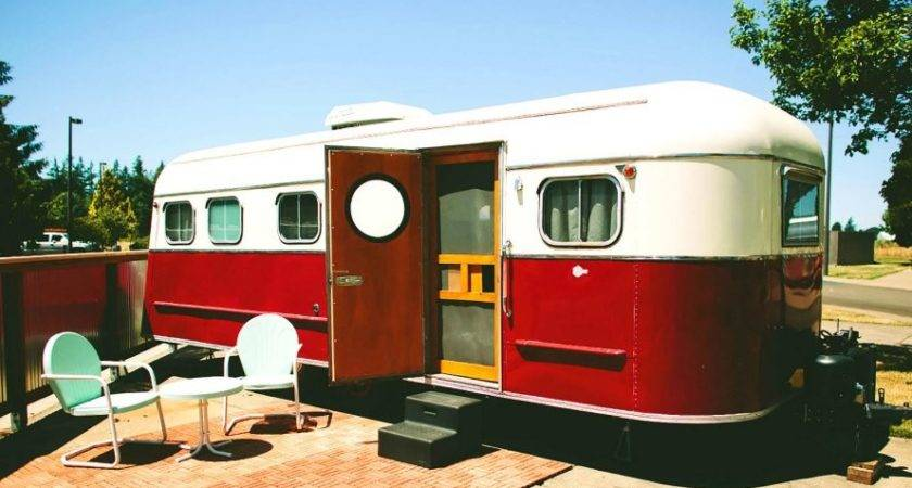 Vintages Boasts Painstakingly Restored Trailers