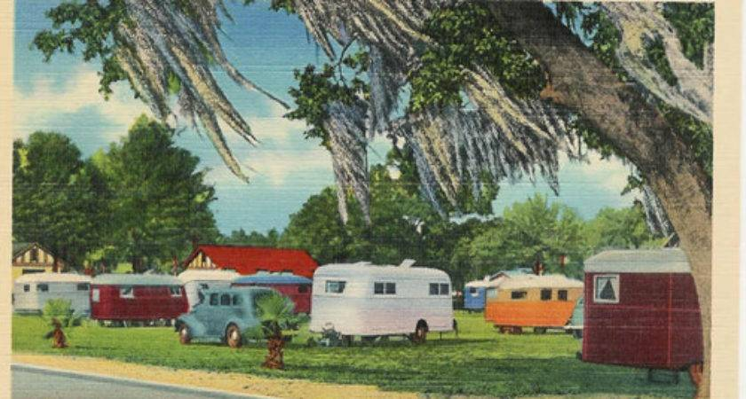 Vintagetrailercamp User Photos Trailer Parks