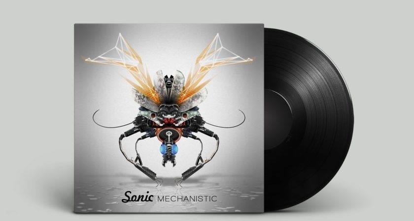 Vinyl Covers Tom Manning Design Illustration