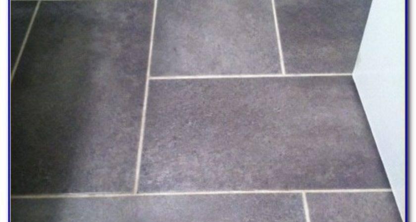 Vinyl Floor Tile Grout Lines Flooring Home Design