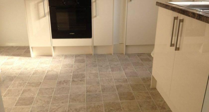 Vinyl Flooring Kitchen Inertiahome New Lino
