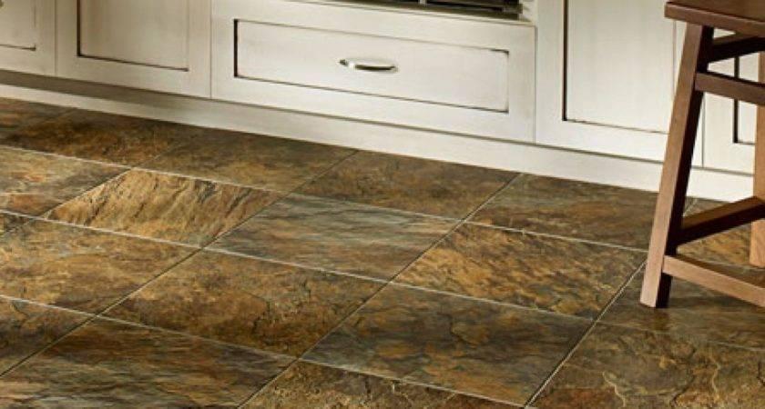 Vinyl Flooring Kitchen Pixshark
