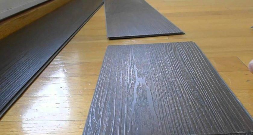 Vinyl Flooring Laminate Comparison