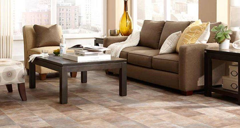 Vinyl Flooring Living Room Peenmedia