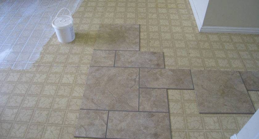 Vinyl Flooring Patterns Pattern Emerges Once First