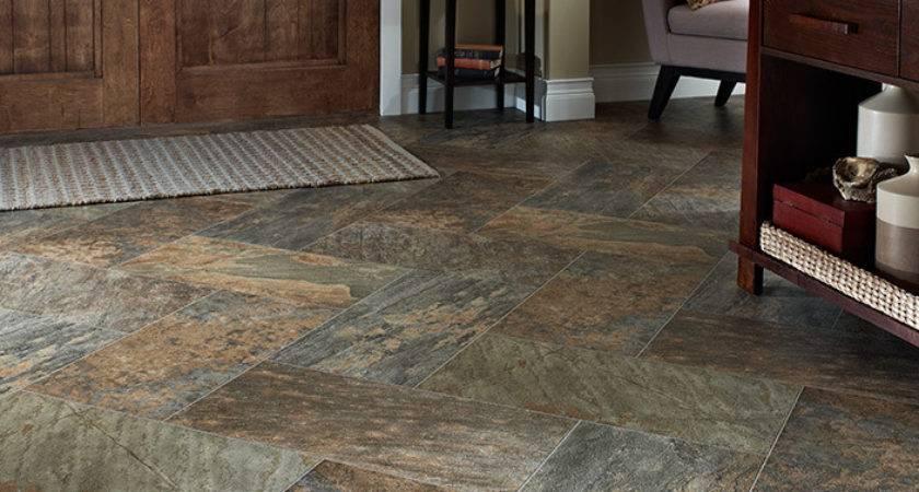 Vinyl Flooring Stone Pattern Gurus Floor