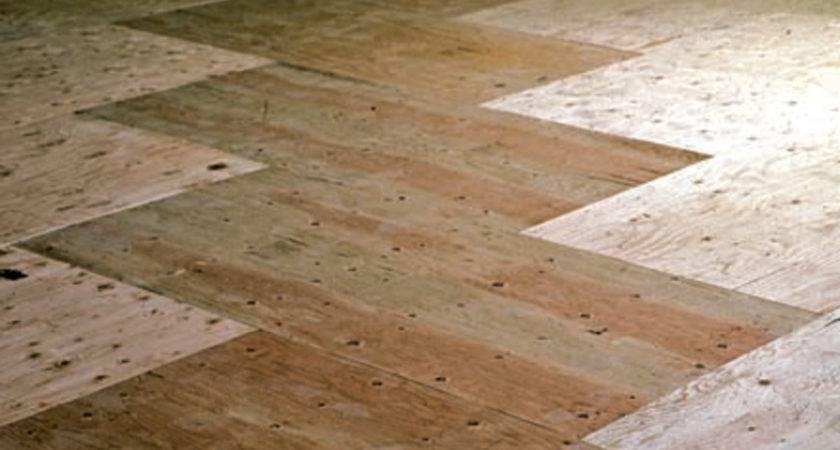 Vinyl Flooring Underlayment Plywood Floor Matttroy
