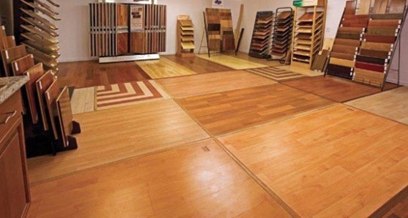 Vinyl Material Cheap Flooring Ideas