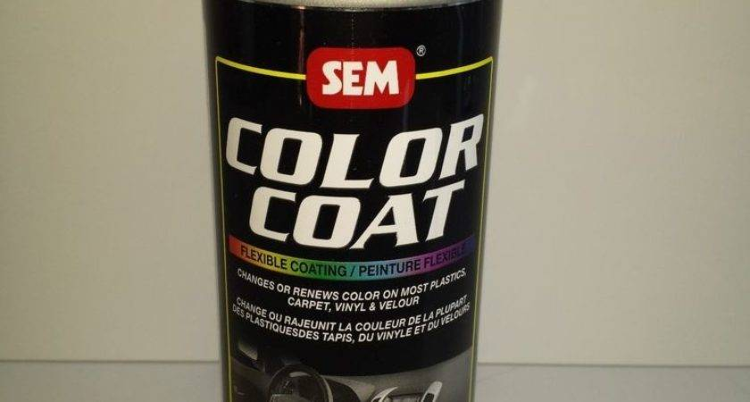 Vinyl Paint Automotive Marine Sem Colorcoat