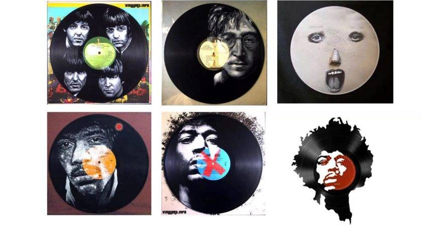 Vinyl Record Painting Lecture Youtube