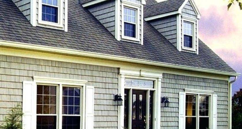 Vinyl Siding Color Combinations Examples Mobiledave