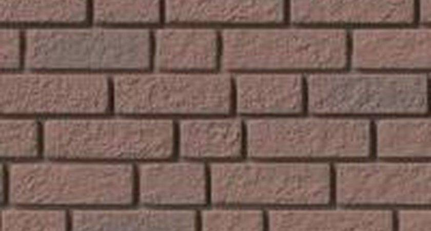 Vinyl Siding Foundry Brick Like Kiln Fired Clay