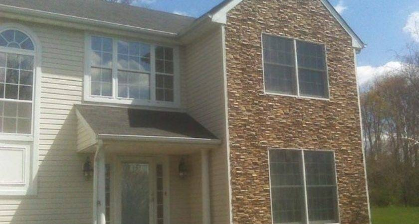 Vinyl Siding Imitation Brick