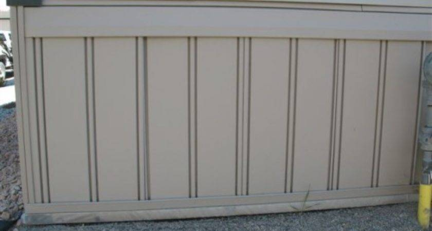 Vinyl Skirting Mobile Homes Photos Bestofhouse