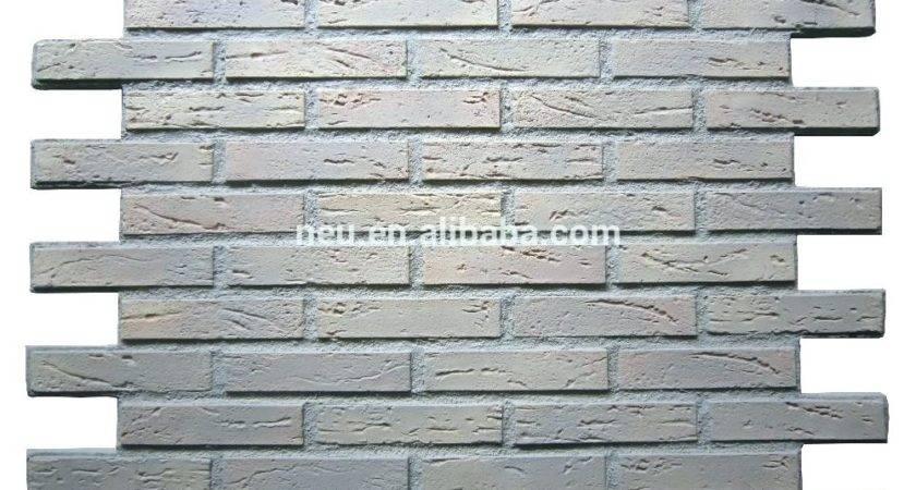 Vinyl Stone Siding Sangria Sienna Tumbleweed Thin
