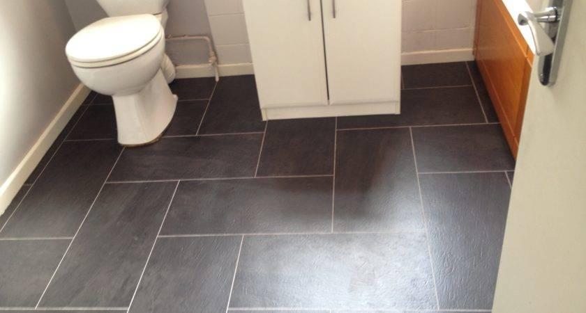 Vinyl Tile Flooring Bathroom Choice Colonia
