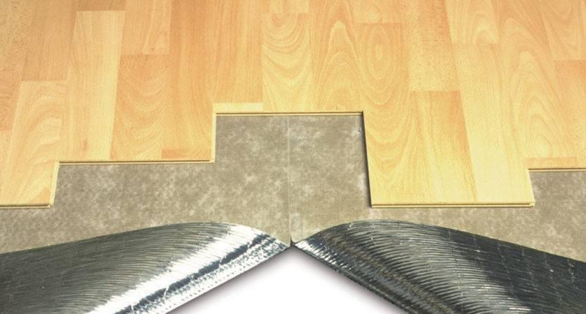 Vinyl Tile Underlay Hard Floor High Quality