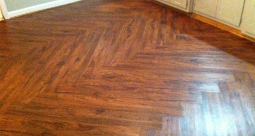 Vinyl Wood Flooring Planks Plank Home Depot