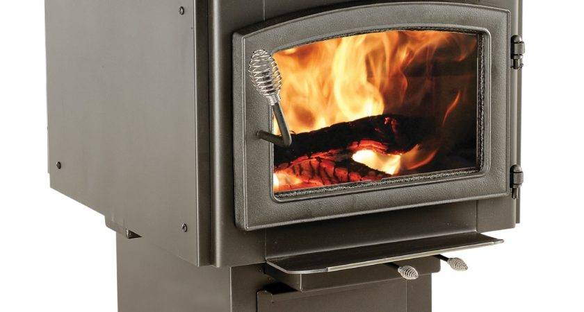 Vogelzang Ponderosa High Efficiency Wood Stove