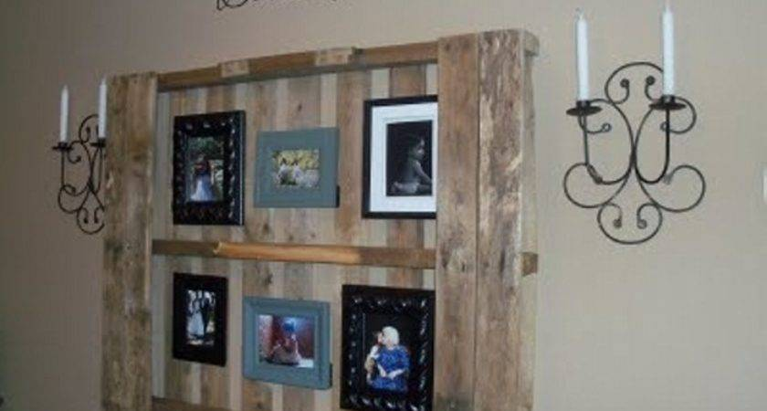 Wall Decor Ideas Pallets Wood Pallet
