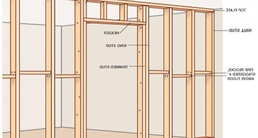 Wall Framing Diagram Wiring