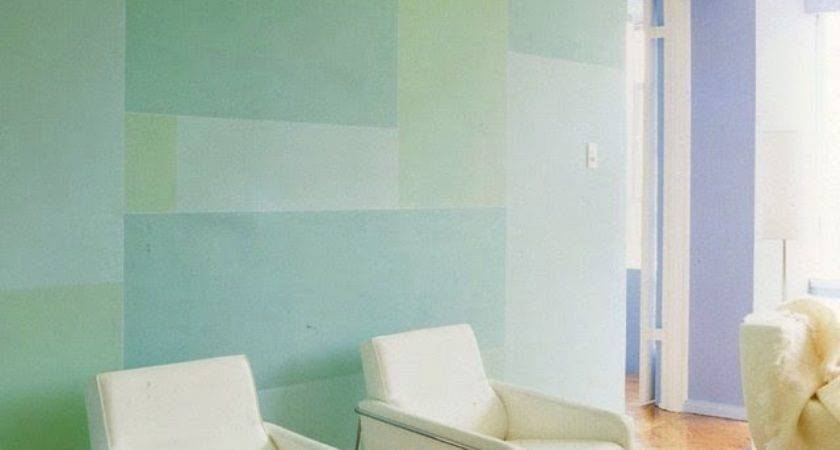 Wall Painting Techniques Ideas Modern Home