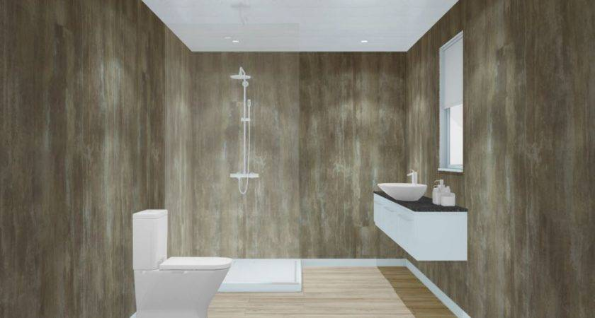 Wall Panel Bathroom Waterproof