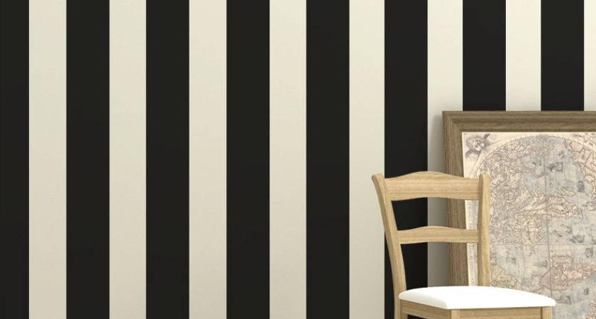 Wall Stripes Vinyl Decal