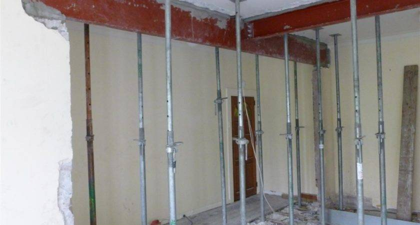 Want Knock Out Wall Your House Unit
