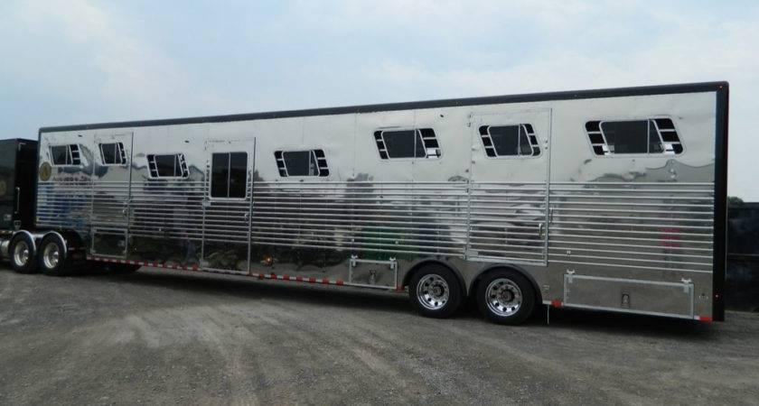 Wanted Large Trailers Gooseneck Transport Equus