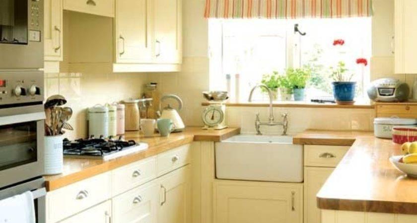 Warm Country Kitchen Housetohome