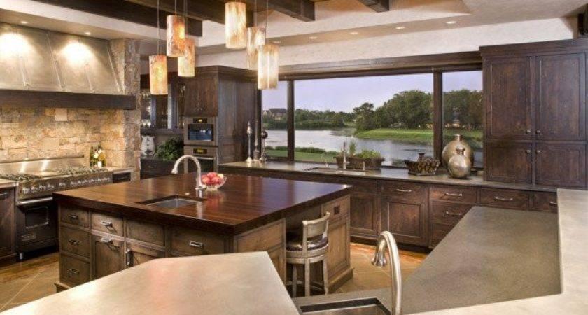 Warm Cozy Rustic Kitchen Designs Your Cabin