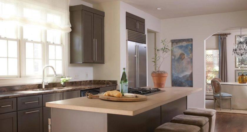 Warm Paint Colors Kitchens Ideas Hgtv