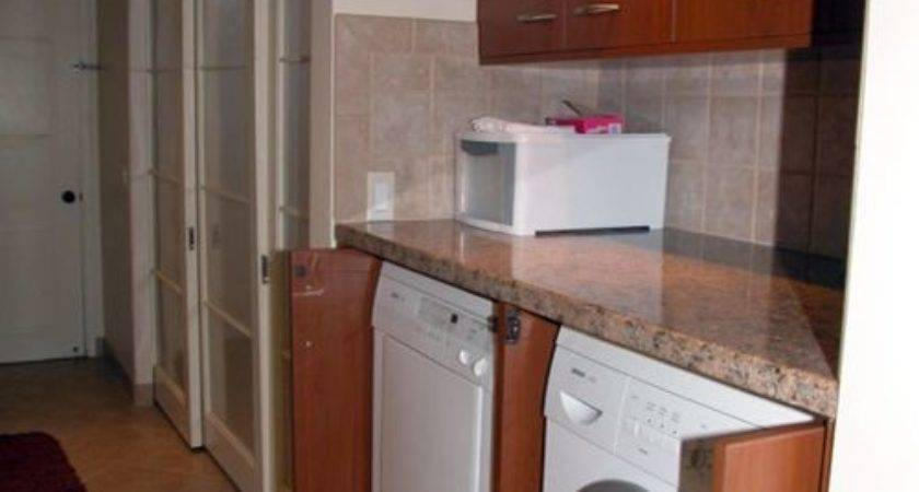 Dream Cabinets To Hide Washer And Dryer