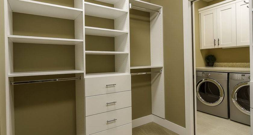 Washer Dryer Closet Ideas Home Design