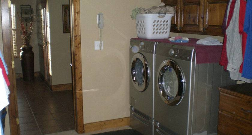 Washer Dryer Master Closet Flickr Sharing