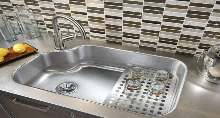Water Coming Back Kitchen Sink Fresh