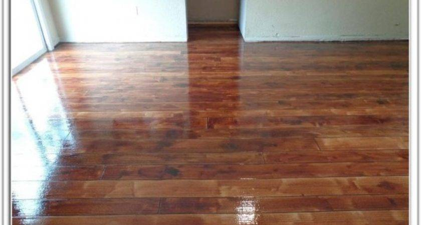 Water Resistant Bamboo Flooring Home