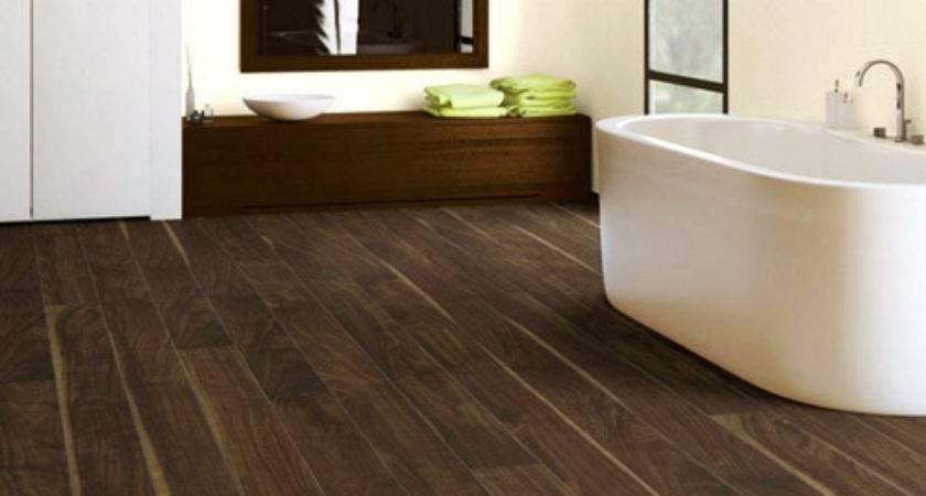 Water Resistant Laminate Flooring Bathrooms Wood Floors