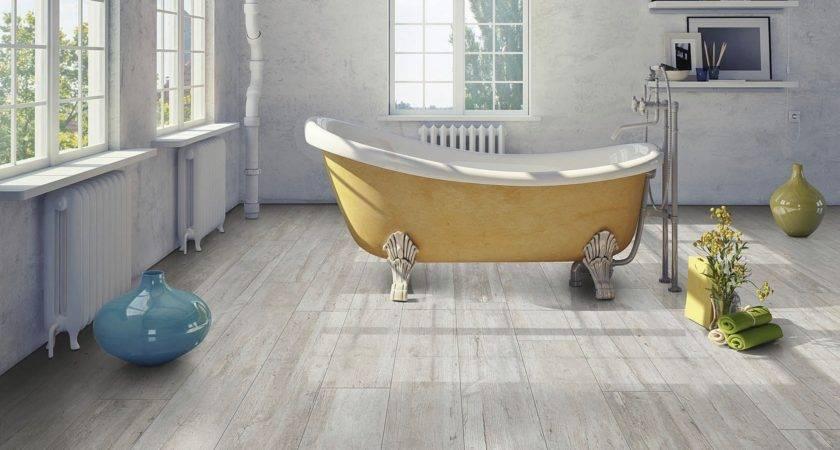 Water Resistant Laminate Flooring Bathrooms