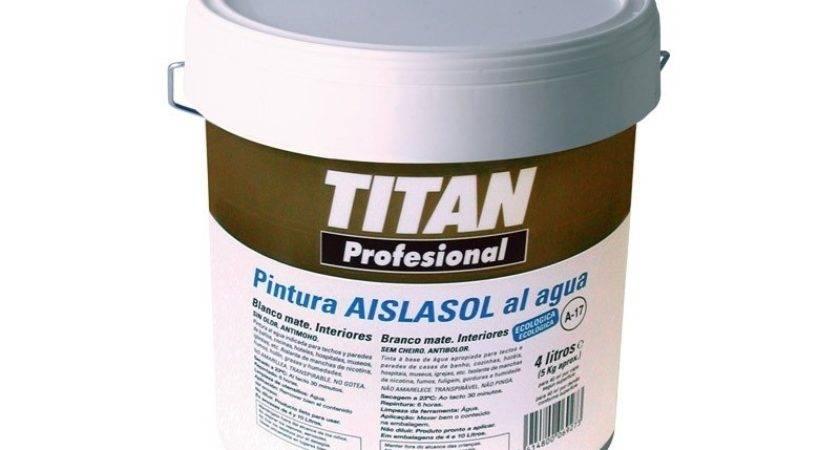 Water Stain Remover Paint Titan Pinturas Dami