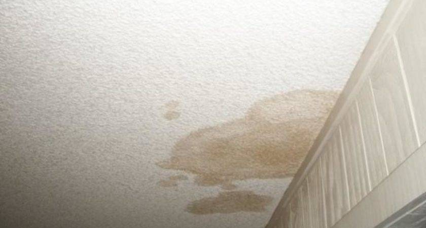 Water Stains Aren Good Ugly House Photos