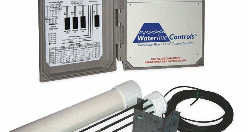 Waterline Controls Water Level Control High Low Alarm