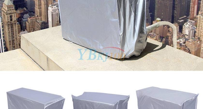 Waterproof Sunproof Outdoor Window Air Conditioner Cover