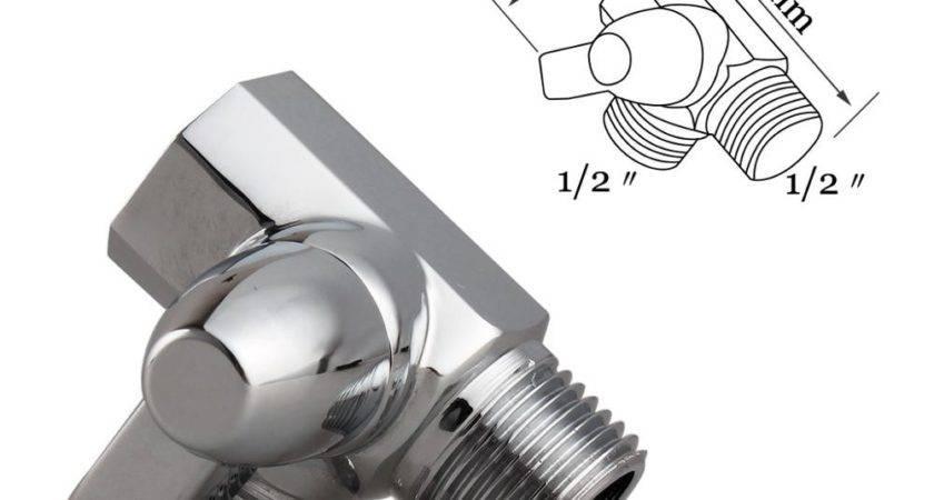 Way Solid Brass Diverter Valve Shower Pressue
