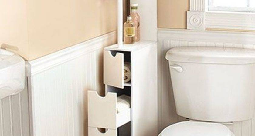 Ways Creatively Add Storage Your Bathroom